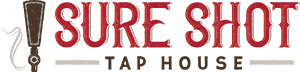 Sure Shot Tap House Logo